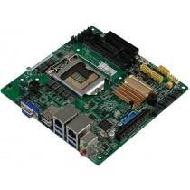 Mini-ITX.Q170,6th gen.,2xHDMI,VGA,2xLAN,6xUSB,6xSATA3,1xM.2,ATX