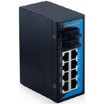 3onedata Ethernet Switch 8 ports 10/100/1000M unmanaged,2xFiber 1000M,0+55C,12..48VDC