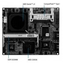 ETX Board.AMD LX800.24-bit TTL.DDR.LAN.Audio.2COM.