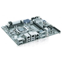 Motherboard Flex ATX with 7th Gen Intel® 14NM Quad Core™i3/i5/i7, XEON® E3 CPUs