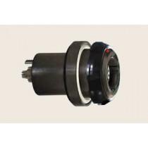 ODU AMC Baugr.1.5, Bu-Einsatz 8-pol Lötanschluss