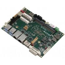 """3.5"""" SubCompact Board with 6th Gen. Intel® Core™ i7-6600U, 9..36V, 0..+60C, DDR4/2166"""
