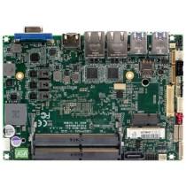 """3.5"""" SubCompact Board with 8th Gen. Intel® Core™ i7-8665UE, DC, 9..36V, 0..+60C, DDR4/2400"""