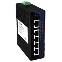 3onedata Ethernet Switch 5 Ports 10/100M/1000M unmanaged -25+70C 12..48VDC