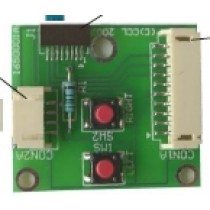 Interconnection PCB for X13+ Trackballs