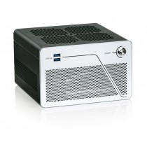 Box-PC with Intel i3-9100E 4x 3.1GHz; 8GB DDR4-2666; 256GB M.2 SSD; Wifi; NVIDIA Quadro P620