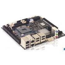 mITX Board HM65, 1xGB LAN, no AMT