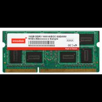 DDR3 4GB 1600 ECC SODIMM, 204pin 0~+85C