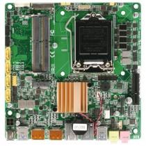 Mini-ITX 8th/9th gen.,Intel® Core™,DDR4,10xUSB,max. 65W TDPs