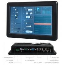 """9"""" Panel PC 1GB/3U/1A/1L/2S/DC12..24V"""