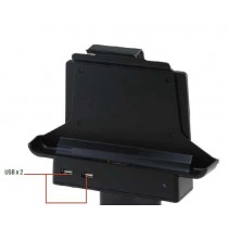 Docking Station ohne Fuss für Rugged Tablet RTC-700 Series