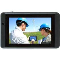 "Rugged Tablet 7"" TFT, Android v5.1, 400 nit, TI OMAP 4470 1.5.0GHz, MIL-STD-810G-514.6, IP65"