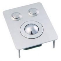 Trackball Unit 25mm IP65 Edelstahl USB&PS/2