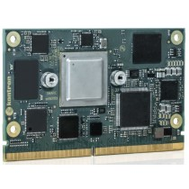 SMARC with NXP i.MX8X, dualX 1.2 GHz; 1 GB LPDDR4, 4GB eMMCSLC, LVDS only, 1x PCIe
