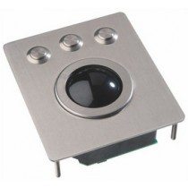 Trackball Unit 50mm IP65 USB&PS/2