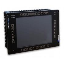 Panel PC 10''4 for Train Driver EN50155,E3845,2GB DDR3,8GB SLC