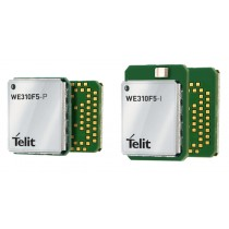 Telit Wi-Fi/BLE5 Embedded Modul with integrated antenna