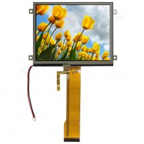 "TFT 5.7"" CTP Touch Screen, Panel only + RTS, 350 nits, Transmi, Resolution 320x240"