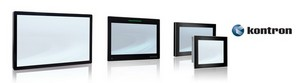 Kontron Industrial Panel PCs, Touchscreens & Monitors
