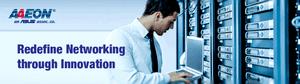AAEON Network Appliances – sichere und schnelle Unternehmens-Netzwerke