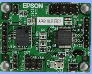Eval Board für Gyro 6-DOF Sensor 300 deg/s +/-3g
