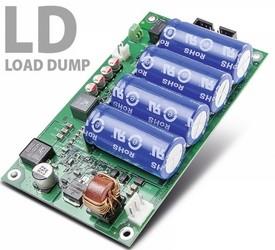 DC-USV, In:16..32VDC, Out:12VDC, 60W LoadDump