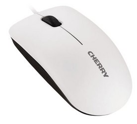 CHERRY Mouse MC 1000 USB corded optical hellgrau