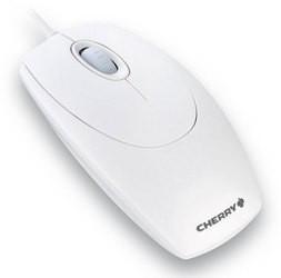 CHERRY Mouse USB+PS/2 optical hellgrau, bulk