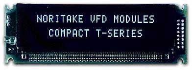 VFD Module 20x2 Char.