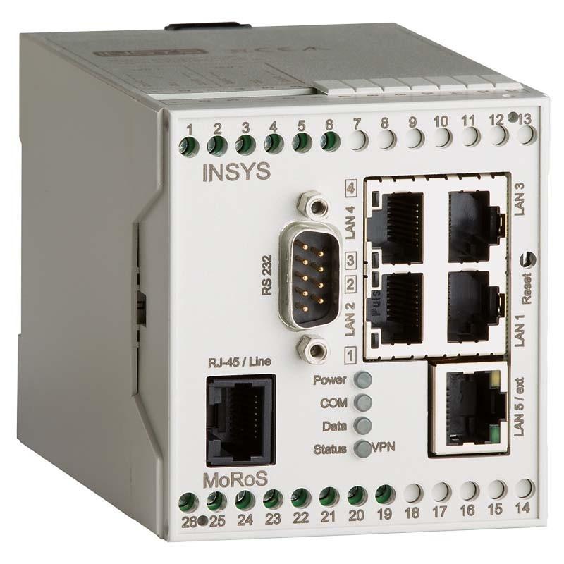 56k lan modem: