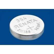 Silberoxyd-Batterie 1,55V/20 mAh, Industrial Bulk