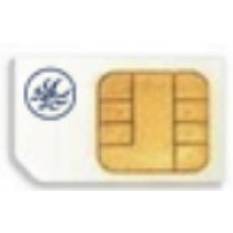 Micro-SIM Card 12x15 mm -25° - +85°C