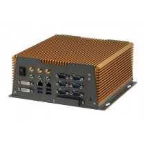 Fanless Embedded Box PC i7-3617UE 1.7GHz 4GB