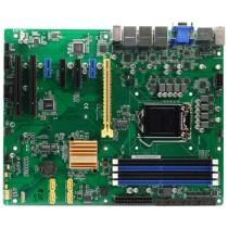 ATX Industrial Motherboard Q370A 8th/9th Gen. Intel® Core™ Processor, DDR4 DRAM