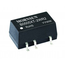 DC/DC 1W Fixed Input 5V single Output 15V 1.5kVDC -40..+105C SIP