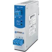 60W DIN Rail Netzteil, Input 85…264 VAC, Output 23…28 VDC 2.5A, -25…+75 °C