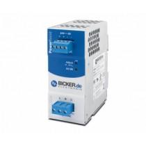 120W DIN Rail Netzteil, Input 85…264 VAC, Output 23…28 VDC 5A, -25…+75 °C