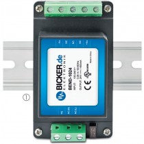 20W DIN-Rail Netzmodul 85-264VAC,+24V, 85% efficiancy