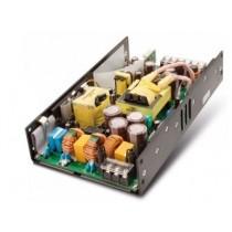 500W fanless,90-264VAC,+48V,+5Vsb,+12V