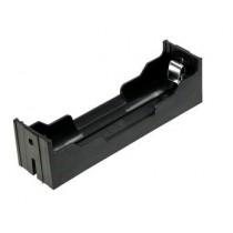 Batteriehalter für 1 Li-Ion 18650 PC Montage
