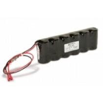 Batteriepack 12V/2,5Ah, -30/+70°C, CYCLON-Zellen