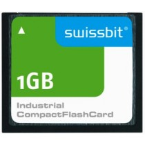 Industrial CompactFlash Card 1GB - Temp 0°C to +70°C C-300 Longevity