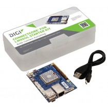 ConnectCore 6UL Starter Development Kit, 87x63mm, 256MB NAND, 256MB DDR3