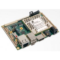 ConnectCore 6 SBC, i.MX6Quad, 1.2 GHz, -20 to 70°C, 4 GB flash, 1 GB DDR3, MCU Assist