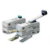 Miniaturschalter Wechsler 16 (4)A, 250V AC