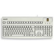 CHERRY Keyboard FINGERTIP USB hellgrau CH Layout