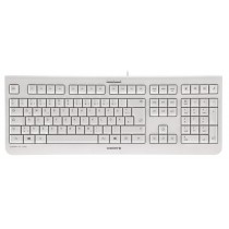 CHERRY Keyboard KC 1000 USB hellgrau CH Layout