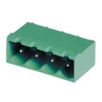 PC-Stiftleiste, abgewinkelt, 02 pol., RM 7.5mm