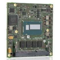 COM Express® compact type 6 Computer-on-Module with Intel® Celeron 3765U
