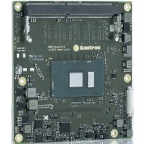 COM Express® compact type 6 Computer-on-Module with Intel® Core™i5-6300U
